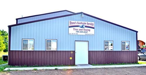 Service Center Building